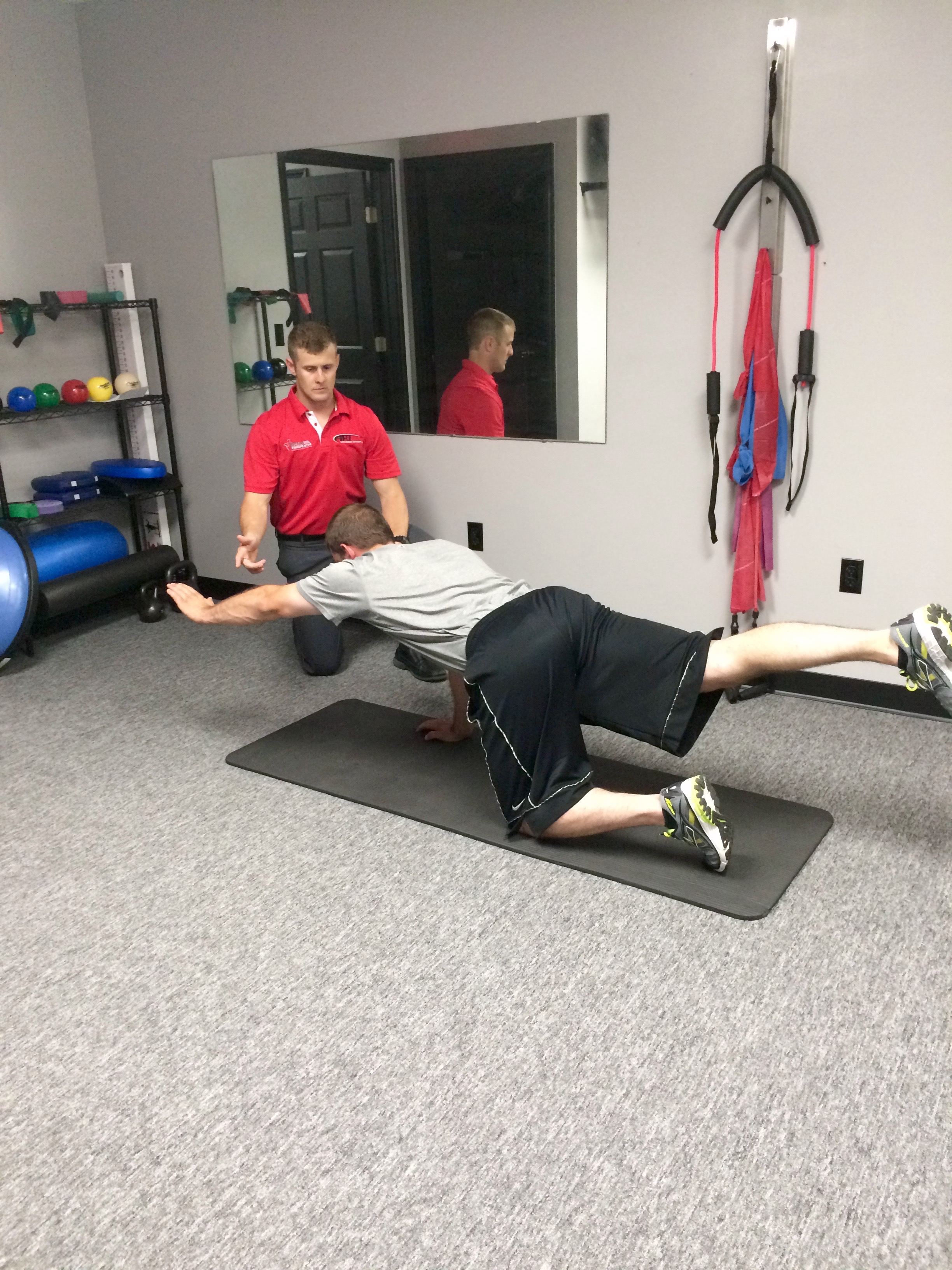 Physical Therapy in Topeka Kansas
